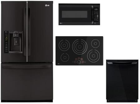 LG 729174 Kitchen Appliance Packages
