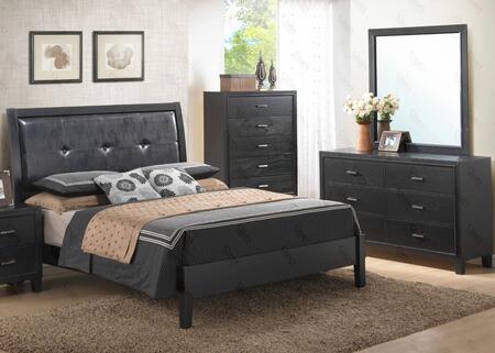 Glory Furniture G1250AFBDM G1250 Full Bedroom Sets