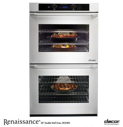 "Dacor RO230S 30"" Double Wall Oven"