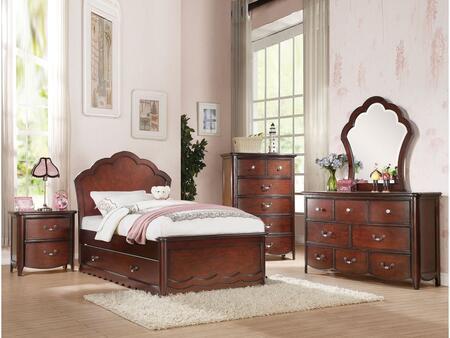 Acme Furniture Cecilie 5 PC Set
