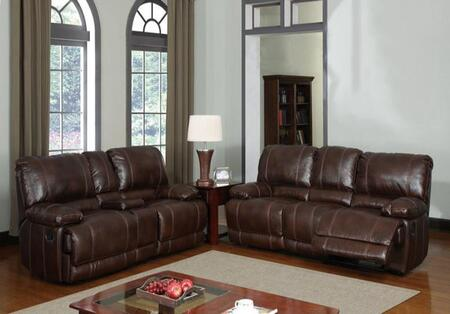 Global Furniture USA U1953SLCH  Living Room Set