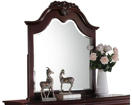 Acme Furniture 21864 Gwyneth Series Rectangular Portrait Dresser Mirror