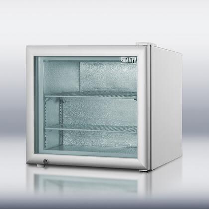 Summit SCFU285 Freestanding Upright Freezer