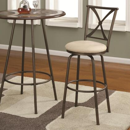 Coaster 122120 Bar Units and Bar Tables Series Residential Bar Stool
