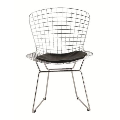 Fine Mod Imports FMI1143 Wire Side Chair: