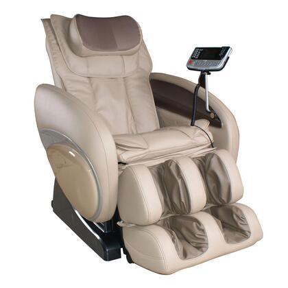 Osaki OS3000CREAMETAUPE Full Body Shiatsu/Swedish Massage Chair