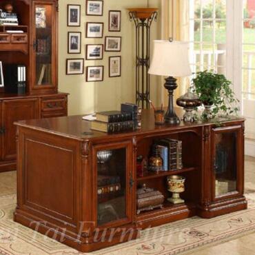 Yuan Tai KE6180D Keegan Series Executive Desk  Desk