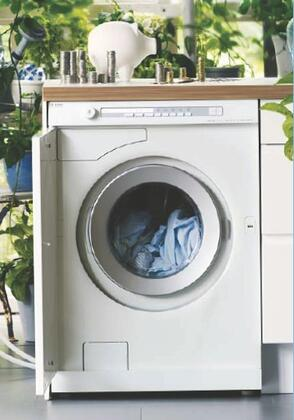 Asko W6884WECO UltraCare Line Series 2.12 cu. ft. Front Load Washer, in White