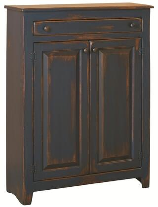 Chelsea Home Furniture 4650204NDA Anna Series Freestanding Wood 1 Drawers Cabinet