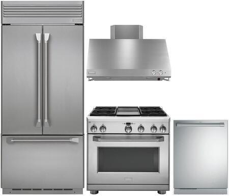 GE Monogram 709539 Kitchen Appliance Packages