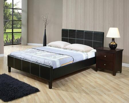 Acme Furniture 04873F Beds Series  Sleigh Bed