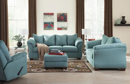 Signature Design by Ashley 75006SLOR Darcy Living Room Sets
