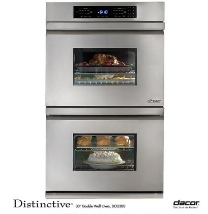"Dacor DO230S 30"" Double Wall Oven"