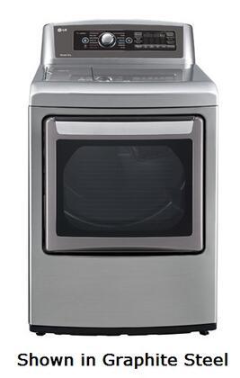 LG DLGX5781WEdonotuse  7.3 cu. ft. Gas Dryer, in White