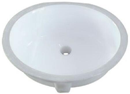 C-Tech-I LIPV1W Bath Sink