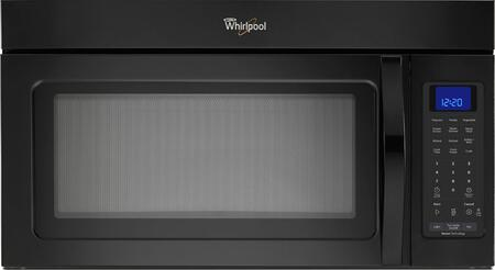 Whirlpool WMH32517AB 1.7 cu. ft. Capacity Over the Range Microwave Oven