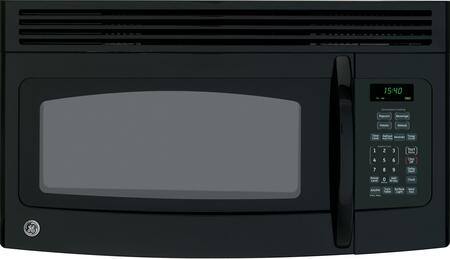 GE JVM1540DMBB 1.5 cu. ft. Capacity Over the Range Microwave Oven