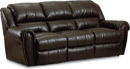 Lane Furniture 21439174597521 Summerlin Series Reclining Leather Sofa