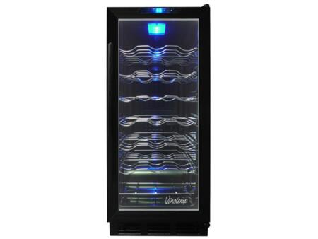 "Vinotemp VTTC32BLK10 15"" Built-In Wine Cooler"