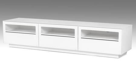 Vig Furniture Vgbbsj8202 Modrest Landon 84 Tv Stand With 3