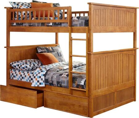 Atlantic Furniture AB59517  Full Size Bunk Bed