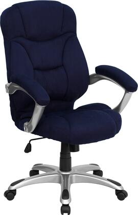 "Flash Furniture GO725NVYGG 27.5"" Contemporary Office Chair"