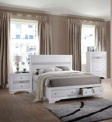 Acme Furniture 25770Q3SET Naima Queen Bedroom Sets | Appliances ...