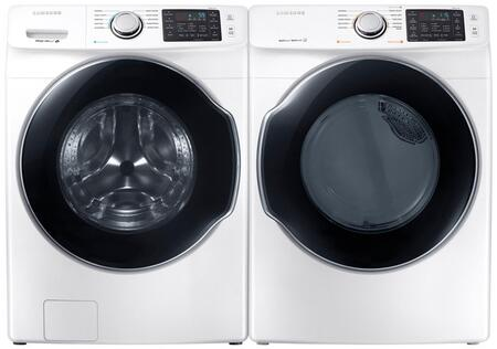 Samsung Appliance 757767 Washer and Dryer Combos