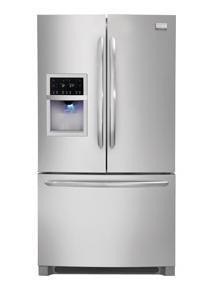 Frigidaire FGHB2869LF Gallery Series  French Door Refrigerator with 27.8 cu. ft. Total Capacity 4 Glass Shelves