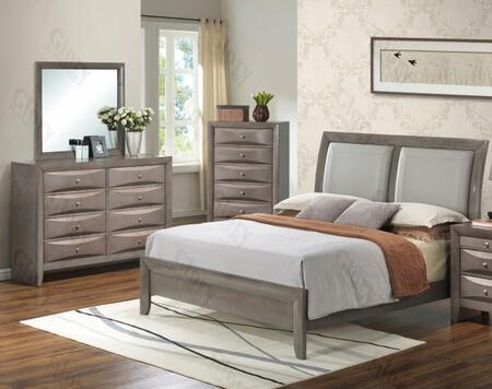 Glory Furniture G1505AFBDM G1505 Full Bedroom Sets