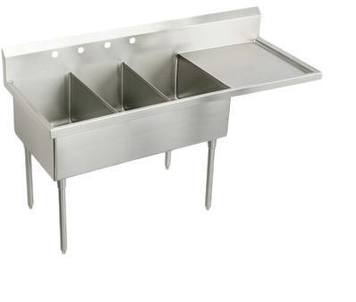 Elkay WNSF8354R0 Floor Sink