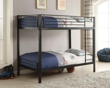 Coaster 400067T Boltzero Series  Twin Size Bunk Bed