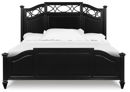 Magnussen B200077K1 Ravenal Series  California King Size Panel Bed