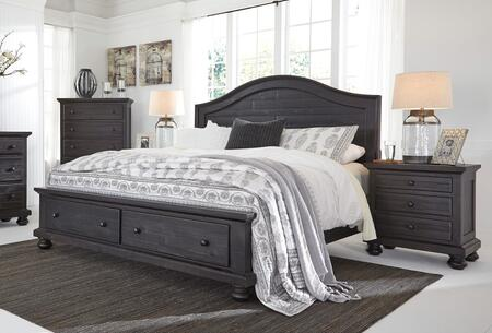 Signature Design by Ashley B635KSBEDROOMSET Sharlowe King Be