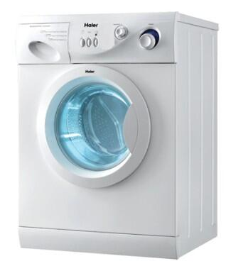Haier HBF1055TVE  1.8 cu. ft. Front Load Washer, in White