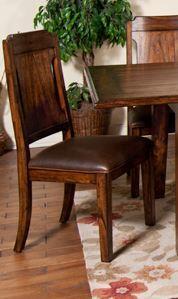 Sunny Designs 1472SB Safari Series Traditional  Dining Room Chair