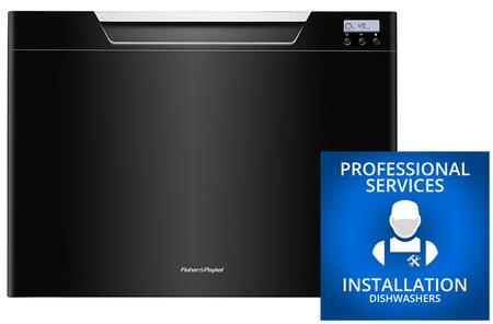 Fisher Paykel 660083 Built-In Dishwashers