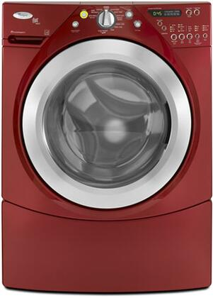 Whirlpool WFW9550WR Duet Steam Series Front Load Washer