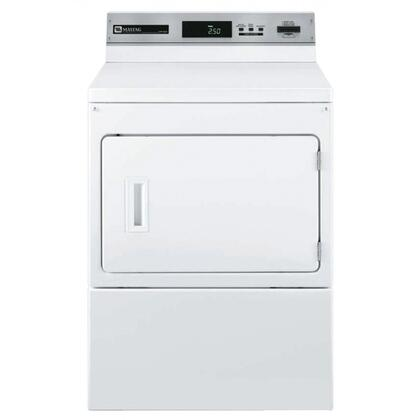 Maytag Commercial MDG17PRAWW  7.4 cu. ft. Gas Dryer, in White
