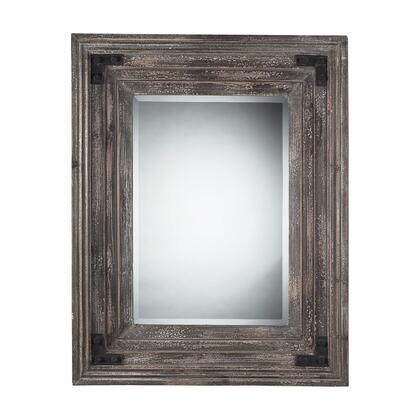 Sterling 116005 Staffordshore Series Rectangle Portrait Wall Mirror