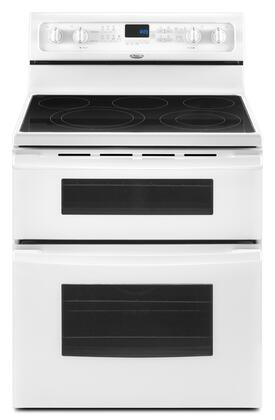 """Whirlpool GGE390LXQ 30"""" Gold Series Electric Freestanding"""