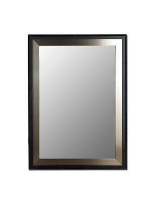 Hitchcock Butterfield 2043000 Cameo Series Rectangular Both Wall Mirror