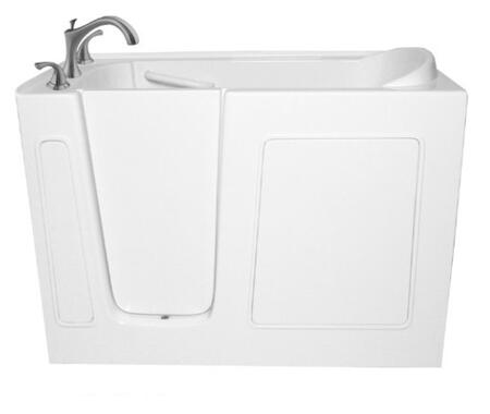 Ariel EZWT-3048DL Dual Walk-In Bathtub