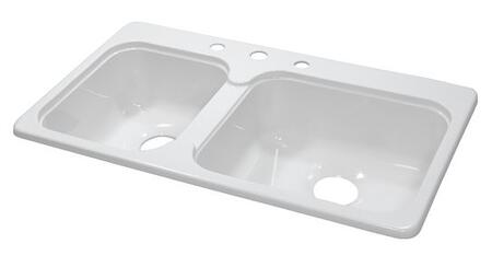 Lyons DKS01C35 Kitchen Sink