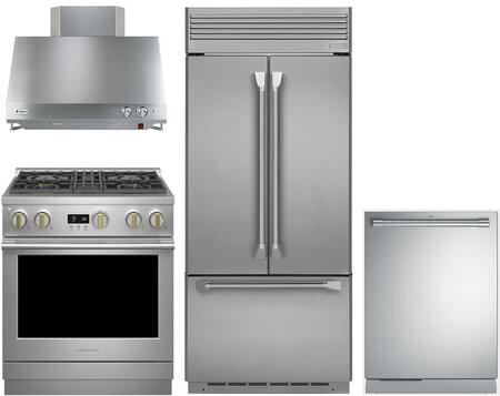 GE Monogram 709515 Kitchen Appliance Packages