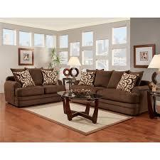 Flash Furniture 4650CALIBERXXXSETGG Exceptional Designs Living Room Set (Sofa and Loveseat)