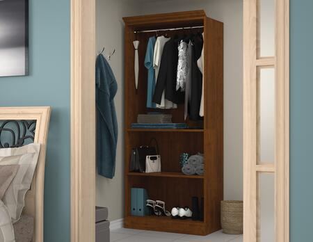 "Bestar Furniture 40160 Versatile by Bestar 36"" Closet storage shell"