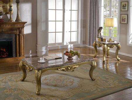 Meridian 258CE Valencia Living Room Table Sets