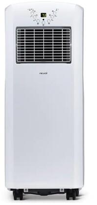 NewAir AC10100E Portable Air Conditioner Cooling Area,