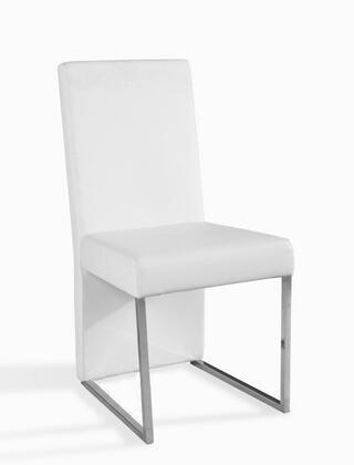 VIG Furniture VGUN00991 Armani Xavira Series Modern Metal Frame Dining Room Chair
